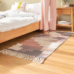 Ковровая дорожка, коврик прикроватный в скандинавском стиле
