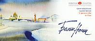 """Краски акварельные """"Белые ночи"""" (12 цветов) в тубах по 10 мл., ЗХК """"Невская палитра"""", 1941091"""