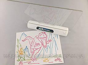 3D доска для рисования MAGIC DRAWING BOARD 3D (мэджик борд)!Хит цена, фото 2