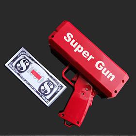 """Пістолет для грошей """"Supreme. Cash Cannon"""", Пистолет для денег """"Supreme"""""""