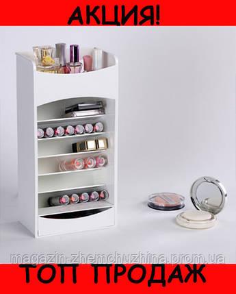 Органайзер для Хранения Косметики Cosmake Lipstick & Nail Polish Organizer!Хит цена, фото 2