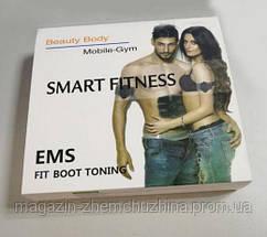 EMS Smart Fitness миостимулятор мышц пресса!Хит цена, фото 3