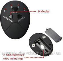 Миостимулятор бабочка электронный массажер EMS-1!Хит цена, фото 3
