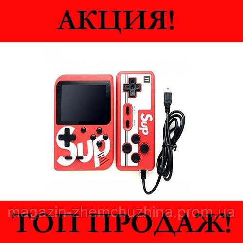 Ретро приставка Sup Game box 400 8-бит!Хит цена