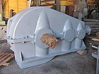 Редуктор коническо-цилиндрический трехступенчатый тип КЦ2-1300