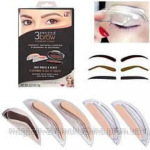 Штампы для бровей 3 Second Brow eyebrow stamp!Хит цена, фото 3