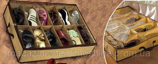 Органайзер для хранения обуви Shoes Under!Хит цена, фото 3