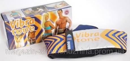 Пояс для похудения Vibra Tone (Вибротон). Массажный пояс Вибратон!Хит цена, фото 3