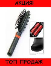 Расческа вибромассажер Hair Brush!Хит цена