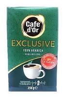 Кофе молотый Cafe d`Or Exclusive  100% арабика 250г Польша