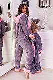 Махровый кугуруми для мамы и дочки, фото 2