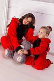 Махровый кугуруми для мамы и дочки, фото 4