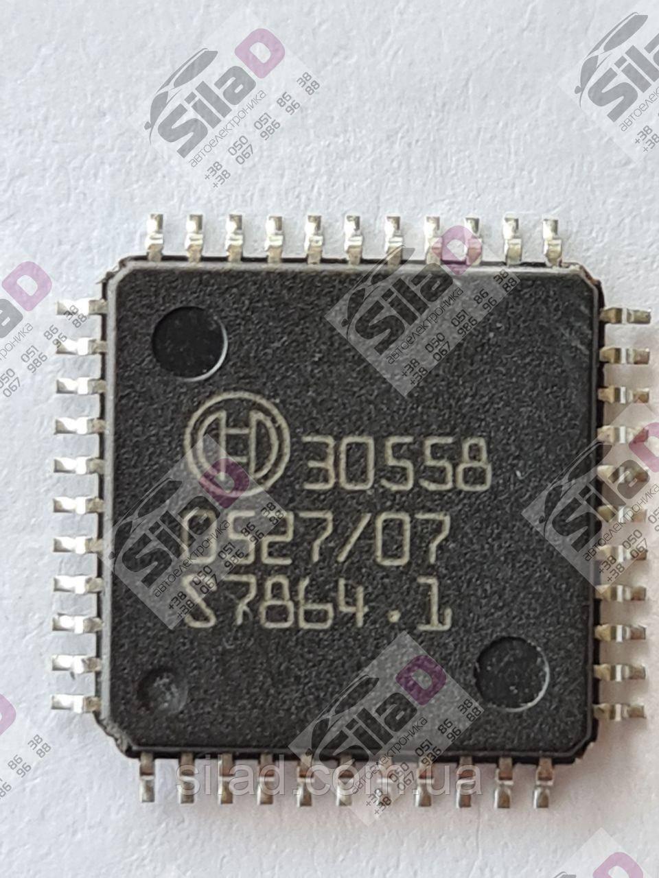 Микросхема Bosch 30558 корпус QFP-44