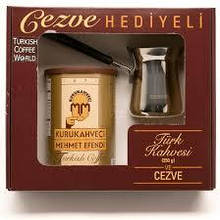 Кофе Mehmet Efendi Турция 250 грамм