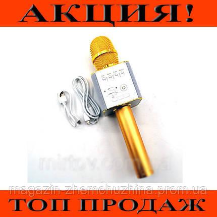 Микрофон Караоке Q9!Хит цена, фото 2