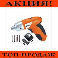 Электрическая отвертка-шуруповерт TUOYE!Хит цена