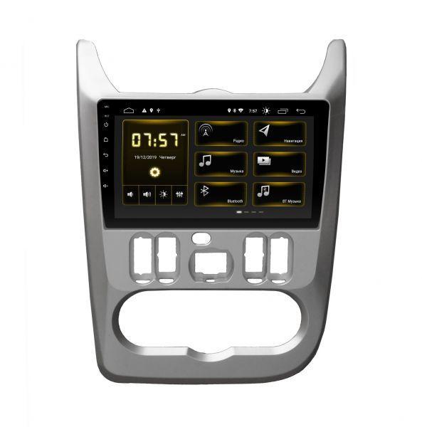 Штатная магнитола Incar DTA-1408 для Renault Logan 2009-2013, Sandero 2007-2011, Duster 2010-2013
