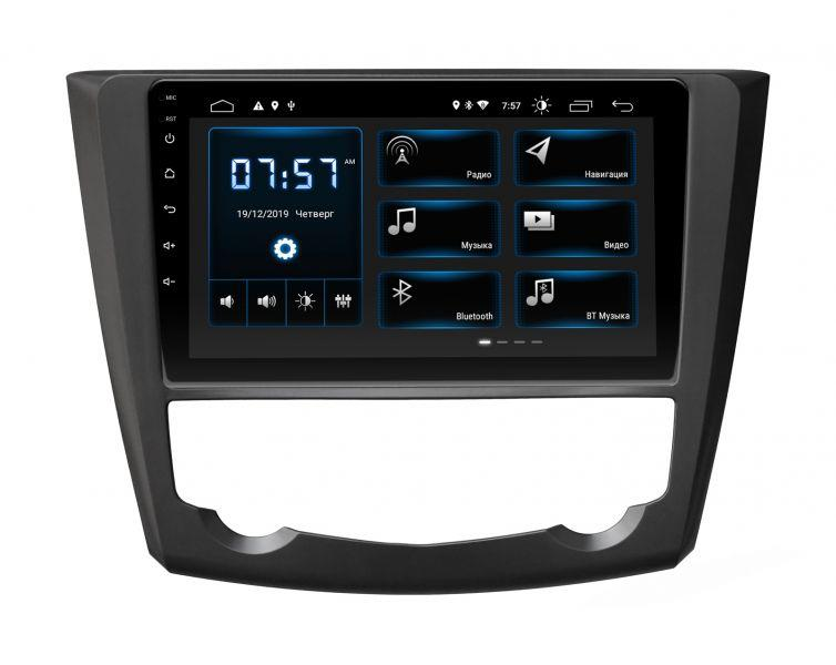 Штатная магнитола Incar XTA-1407 для Renault Kadjar 2016+