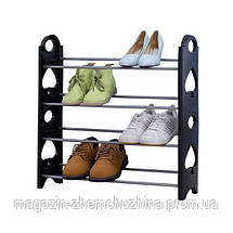 Органайзер для обуви STACKABLE SHOE RACK!Хит цена, фото 3
