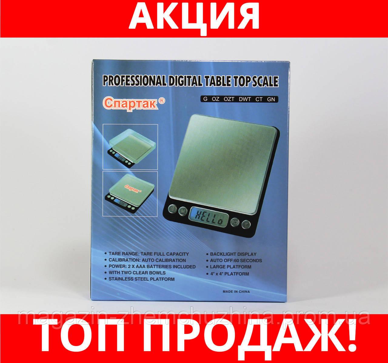 Весы ACS 500gr/0.01g BIG 12000 B 1729!Хит цена