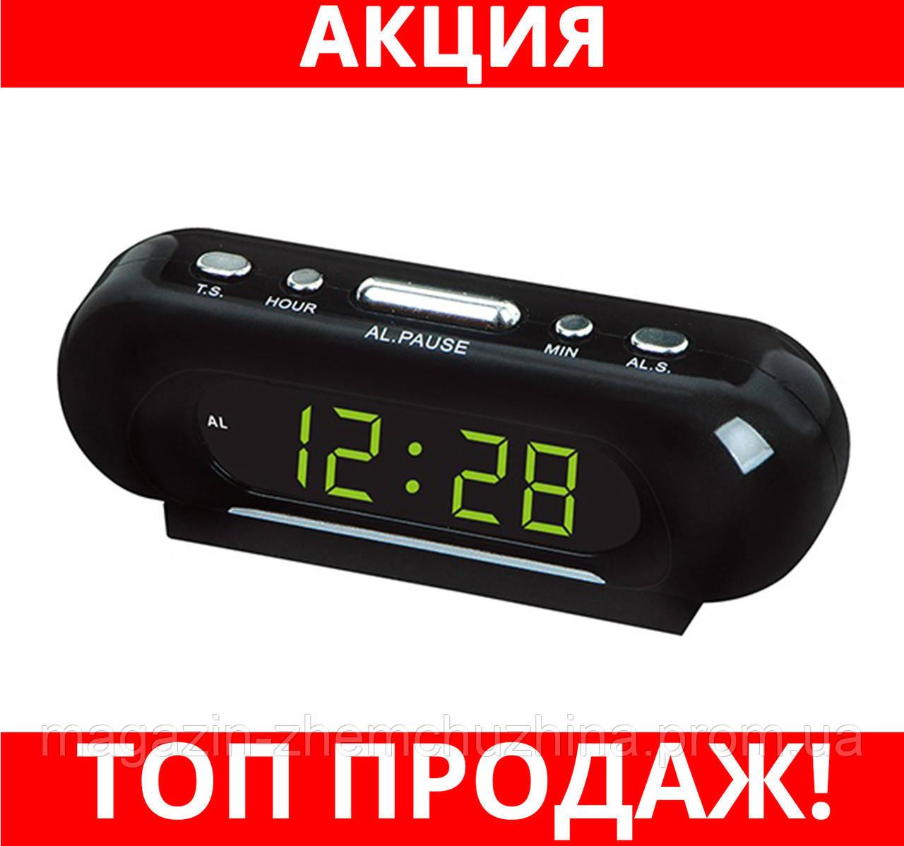 Электронные сетевые часы VST 716-2!Хит цена