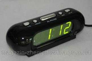 Электронные сетевые часы VST 716-2!Хит цена, фото 2