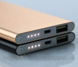 Зарядное устройство Power Bank Xlaomi Mi Slim 12000 mAh!Хит цена, фото 3