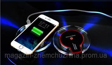 Беспроводная зарядка Wireless Charger Fantasy с адаптером android!Хит цена, фото 3