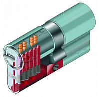Цилидровый механизм ABUS KD15 ключ/вороток 35/45В