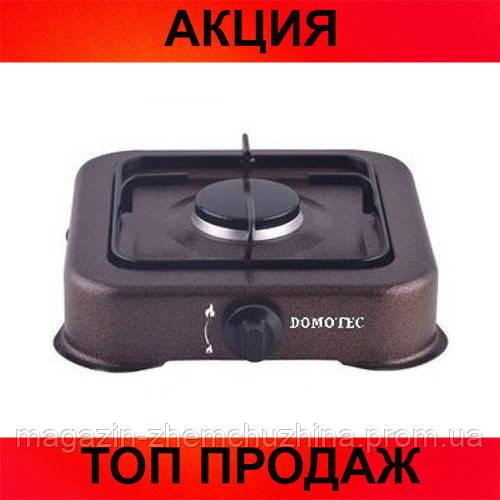 Газовая плита-таганок Dоmotec MS-6601!Хит цена