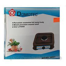 Газовая плита-таганок Dоmotec MS-6601!Хит цена, фото 3
