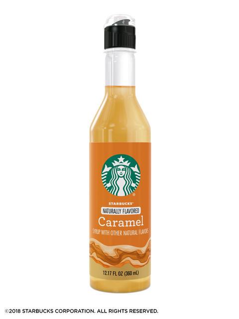 Starbucks Caramel Syrup 380 ml
