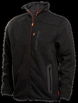 Куртка флисовая Husqvarna XPLORER мужская темно-серая