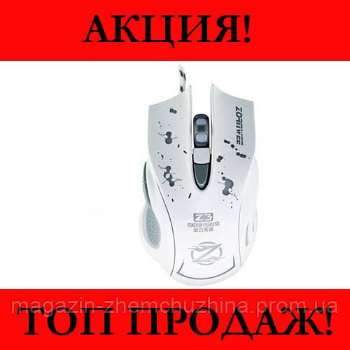 Мышь USB ZORNWEE Z3!Хит цена