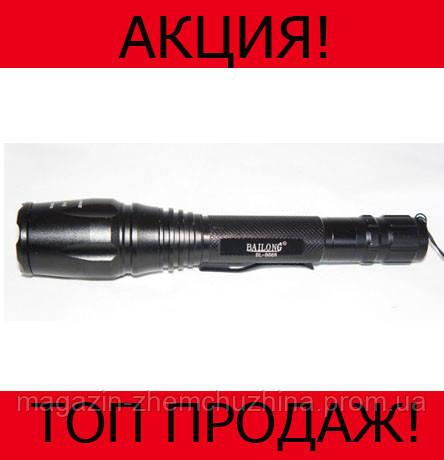 Карманный фонарик BL-8668-T6!Хит цена