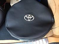 Чехол запасного колеса автомобиля с логотипом