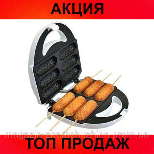Тостер Dоmotec MS-0880 для хот-догов!Хит цена