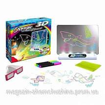 3D доска для рисования Magic Drawing Board 3+!Хит цена, фото 3