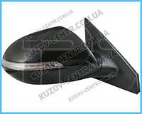 Зеркало левое Киа Спортейж 10- электро с обогревом , KIA SPORTAGE (2010-)