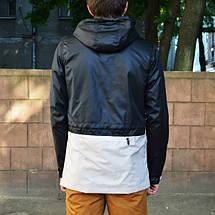 Анорак Spirit  - Blk\Bei, магазин одежды, обуви, аксессуаров, фото 2