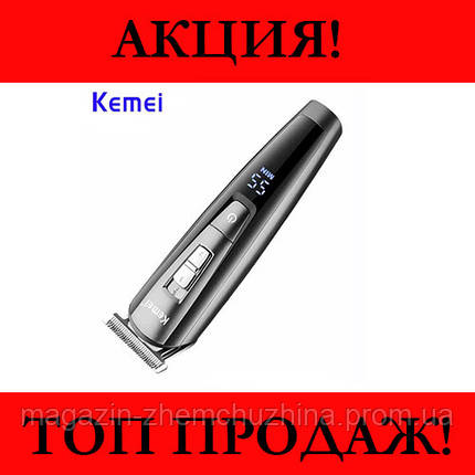 Машинка для стрижки Kemei 1628!Хит цена, фото 2