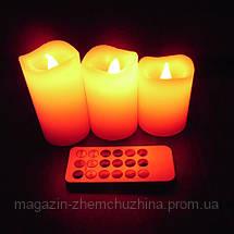 Светодиодные LED свечи Luma Candles 3в1 с дистанционным управлением!Хит цена, фото 3