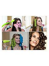 Волшебные спиральные бигуди для волос Hair Wavz!Хит цена, фото 3