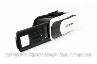 Очки виртуальной реальности VR BOX с пультом (белые)!Хит цена, фото 3
