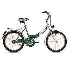"""Велосипед 20 FLD ST ARDIS """"FOLD-2"""", сталь. усил. рама (складной) с фарой"""