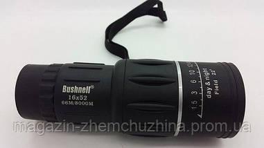 Монокуляр Bushnell 16*52 (66m/8000m)!Хит цена, фото 2