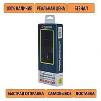 Зарядное устройство Florence 1USB 2A + microUSB cable black (FL-1020-KM)