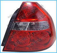 Фонарь задний Chevrolet Aveo T250 седан 06-12, ZAZ Vida правый (FPS) 96650615