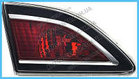 Фонарь задний Mazda 3 09-13 седан правый (Depo) внутренний 4542881E BBM4513F0E