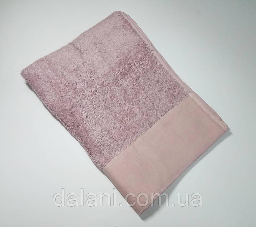 Полотенце махровое пудровое Pudra 50*90